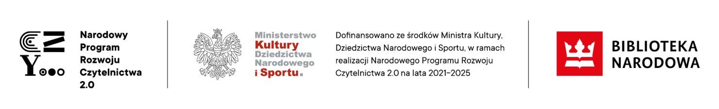 Logotypy - Biblioteka Narodowa